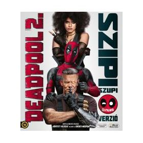 Deadpool 2. (Blu-ray) *2 lemezes*
