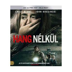 Hang nélkül (4K Ultra HD (UHD) + Blu-ray)