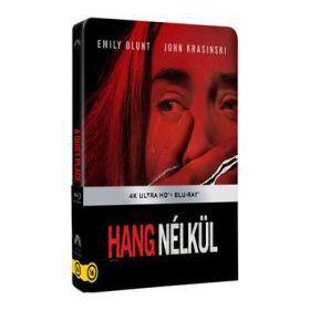 Hang nélkül (4K Ultra HD (UHD) + Blu-ray) -  - limitált, fémdobozos változat (steelbook)