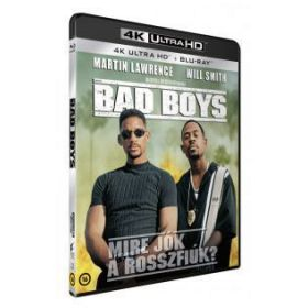 Bad Boys - Mire jók a rosszfiúk (4K Ultra HD (UHD) + Blu-ray)