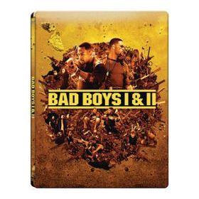 Bad Boys 1-2. gyűjtemény (2 4K Ultra HD (UHD) +2 BD) (steelbook)