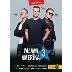 Valami Amerika 3. (Blu-ray)