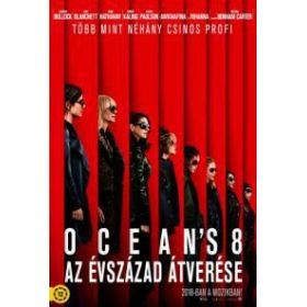 Ocean's 8 - Az évszázad átverése (Blu-ray)