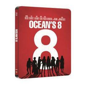 Ocean's 8 - Az évszázad átverése (Blu-ray) - limitált, fémdobozos változat