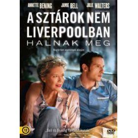 A sztárok nem Liverpoolban halnak meg (DVD)