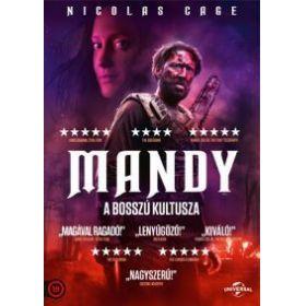 Mandy – A bosszú kultusza (DVD)