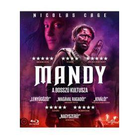 Mandy – A bosszú kultusza (Blu-ray)