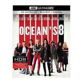 Ocean's 8 - Az évszázad átverése (4K UHD)