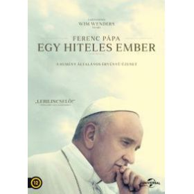 Ferenc pápa – Egy hiteles ember (DVD)