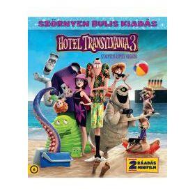 Hotel Transylvania 3. - Szörnyen rémes vakáció (Blu-ray)