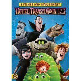 Hotel Transylvania 1-3. (3 DVD)