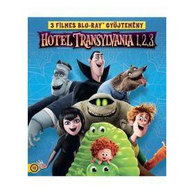 Hotel Transylvania 1-3. (3 Blu-ray)