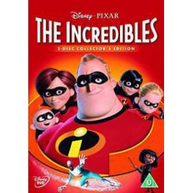 A hihetetlen család 1-2. (DVD)
