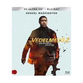 A védelmező 2. (UHD+Blu-ray)