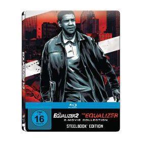 A védelmező 1- 2. - limitált, fémdobozos változat (steelbook) (2 Blu-ray)