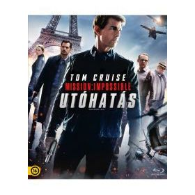 Mission Impossible - Utóhatás (Blu-ray)