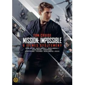 Mission Impossible 1-6. (6 DVD) *Díszdobozos kiadás*