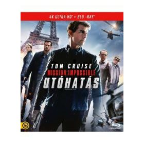 Mission Impossible - Utóhatás (UHD+BD)