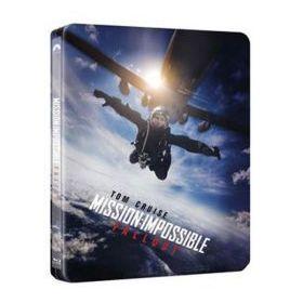 Mission Impossible - Utóhatás (UHD+BD+bónusz BD) - limitált, fémdobozos változat (ALT steelbook)