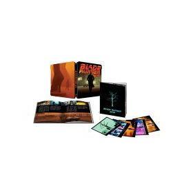 Szárnyas fejvadász 2049 (BD+bónusz BD+képeslapok+könyv) ( sziluett limitált, fémdobozos változat (steelbook)