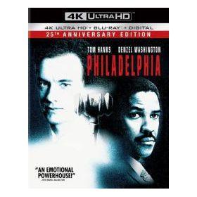 Philadelphia - Az érinthetetlen (4K Ultra HD (UHD) + BD)