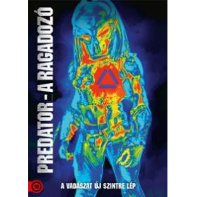 Predator - A ragadozó (DVD)
