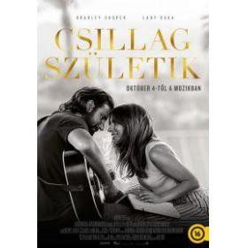 Csillag születik (DVD)