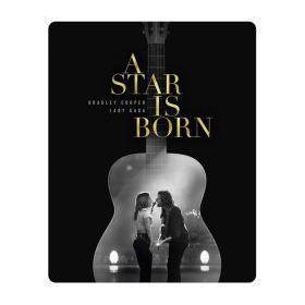 Csillag születik  - limitált, fémdobozos változat (steelbook) (Blu-ray)