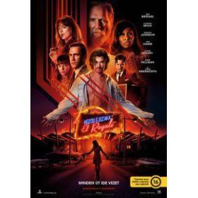 Húzós éjszaka az El Royale-ban (DVD)