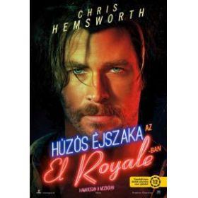 Húzós éjszaka az El Royale-ban (Blu-ray)