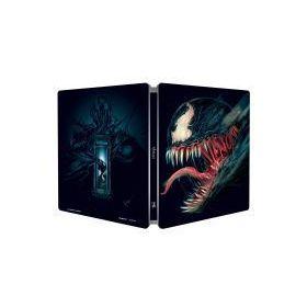 Venom (UHD+Blu-ray) - limitált, fémdobozos változat (