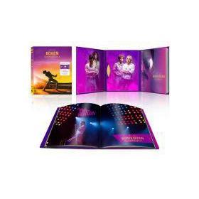 Bohém rapszódia (Blu-ray) *Limitált, digibook változat*