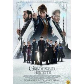Legendás állatok - Grindelwald bűntettei (DVD)