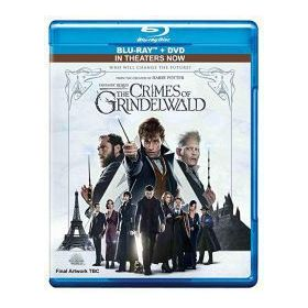Legendás állatok - Grindelwald bűntettei (2 Blu-ray) *O-ringgel*