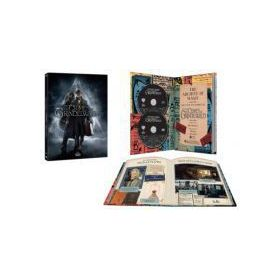 Legendás állatok - Grindelwald bűntettei (2 Blu-ray) *Limitált, digibook változat*