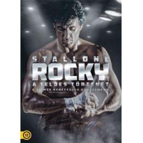 Rocky - A teljes történet (6 DVD) *Díszdobozos*