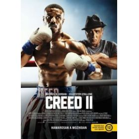 Creed II.  (Blu-ray)