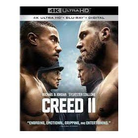 Creed II. (4K UHD Blu-ray + Blu-ray)