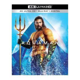 Aquaman (4K UHD Blu-ray + Blu-ray)