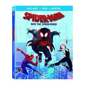 Pókember - Irány a Pókverzum (Blu-ray) *Marvel*