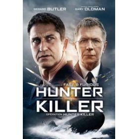A Hunter Killer küldetés (DVD)
