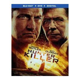 A Hunter Killer küldetés (Blu-ray)