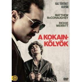 A kokainkölyök (DVD)