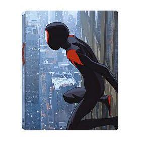 Pókember - Irány a Pókverzum - limitált, fémdobozos változat (International 1 steelbook)