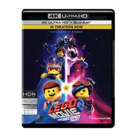 Lego Kaland 2. (4K UHD + Blu-ray)