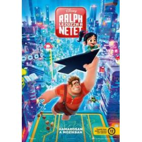 Ralph lezúzza a netet (DVD) *Disney*