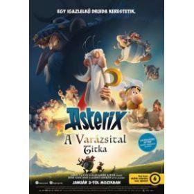 Asterix: A varázsital titka (DVD)
