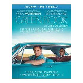 Zöld könyv - Útmutató az élethez (Blu-ray)