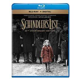 Schindler listája - 25. évfordulós kiadás (2 Blu-ray)
