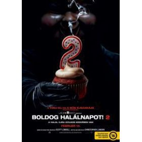 Boldog halálnapot 2. (DVD)